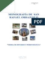 Monografia San Rafael Obrajuelo