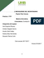 Practica 1 FTP