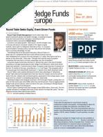 Hedge Fund Brief