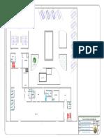 Plano de Arquitectura Oliver 58x50m-Model