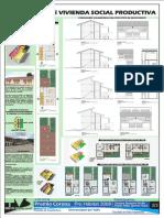 Prototipos de vivienda prductiva