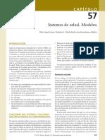 3. Seguí-Gómez M., Et Al. Modelos de Sistemas de Salud. 2013