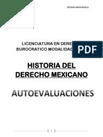 Derecho Mexicano v - Betzaida Garcia Bedolla