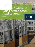 The Endless Possibilities of Cold Formed Steel Applications_eBook [UK]