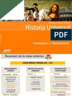 Clase 12 Humanismo y Renacimiento