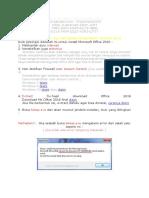 Microsoft Office 2006 Product Key