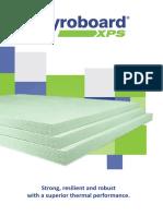 14FOAMV0067 XPS BrochureF Web Stray Boards XPS AUstralia