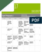 October 2017 DP1