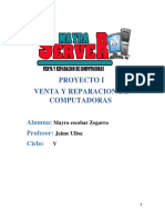 Proyecto V