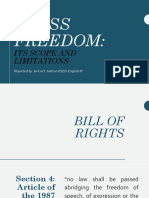 Press Freedom Jerico O Julaton