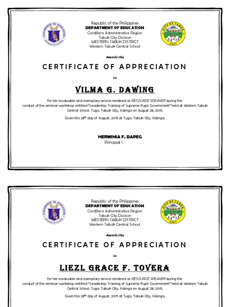 Certificate resource speakercx philippines further education yadclub Choice Image