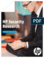 Hp Security Research