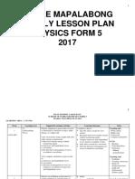 Ytp Physics Form 5