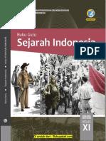 Buku Guru Kelas 11 Sejarah Indonesia