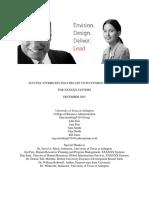Vision Design Delivery