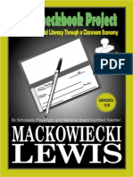 The Checkbook Project classroom economy financial literacy