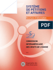 CIDHFolleto Fr sisteme des petitions avant la Commission Interaméricaine des Droits de l'Homme