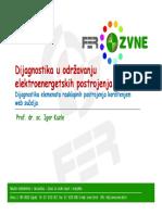 Dijagnostika Elemenata RP Koristenjem Web Sucelja
