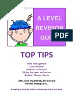 FINAL Revision Booklet PDF