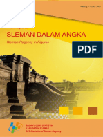 Kabupaten Sleman Dalam Angka 2016