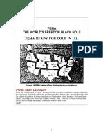 Un Fema Death Camps in America