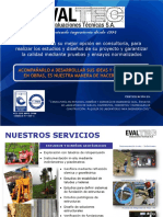 Presenta Evaltec 2017