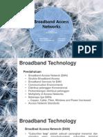Broadband Access Network - Pak Arifin