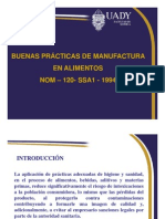Bpm diapositivas for Manual de buenas practicas de manufactura pdf