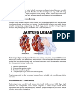 Seperti Apakah Bahayanya Penyakit Lemah Jantung