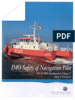 Imo Safety of Navigation