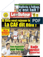 LE BUTEUR PDF du 19/08/2010