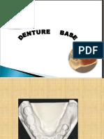 Denture Base