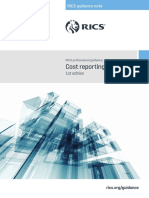 Rics - Cost Reporting