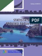 Statistik Daerah Provinsi Papua Barat 2017