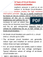 Circuit Breakers Lecture Notes 3