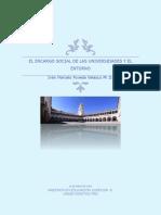 Unidad 3. Procesos de Gestión Universitaria