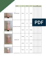 Piccione Piccione - SS 2018 - Main Collection Linesheet