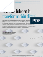 El Rol Del Líder en La Transformación Digital - HARVARD DEUSTO BUSINESS REVIEW- Sep.17 -