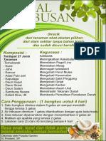 Tanaman Herbal New