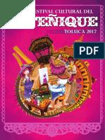 Feria Alfeñique Toluca 2017