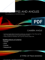 shot types and angles