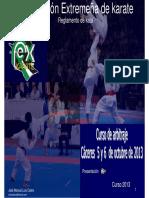 Reglamento KATA Fex Karate Octubre 2013 1 [Modo de Compatibilidad]