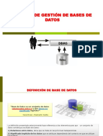 2-Sistema de Gestión de Bases de Datos