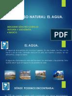 Recurso Natural Agua