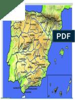 MAPA RIOS