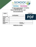 Ficha y Reseña de Inscripción Danza 2017 (1)
