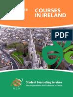 Jan 2018 Intake Ireland