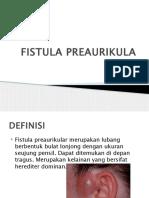 FISTULA PREAURIKULA.pptx