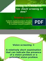Mata - Eye Screening in Children
