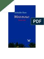 Al Din Rm Mawlana Jalal - Mathnawi 01